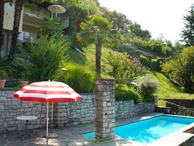 Photo for Vacation home Nido di Rondine  in Aldesago, Ticino - 6 persons, 3 bedrooms