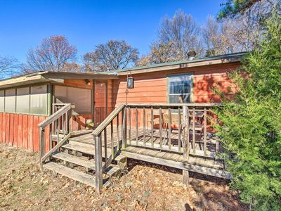 Photo for NEW-Cozy Home w/Porch Near Lake Texoma Boat Launch
