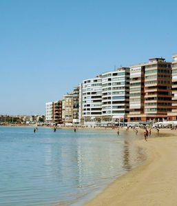 Photo for Torrevieja, 3 minutes from the beach