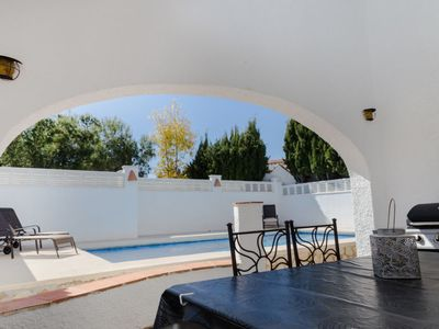 Photo for Vacation home La Yaya in Moraira - 4 persons, 2 bedrooms