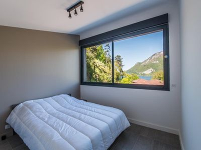 Photo for La Verrière du Lac - Apartment with Lake View