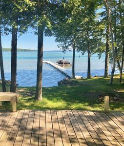 Torch Lake Front Home!