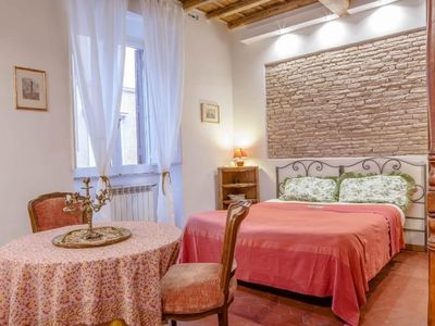 Photo for Apartment 57 m from the center of Rome with Internet, Air conditioning, Washing machine (537223)