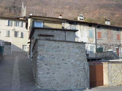 Photo for 2BR Apartment Vacation Rental in Sasso, Lombardy