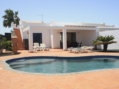 Photo for VILLA CASANDRA - Costa Papagayo; Private heated pool; UK TV & free WIFI