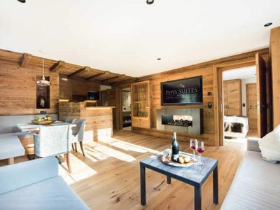 Photo for Type 5 - 2 Bedrooms 1 Bunk Bed & 1 Double Bed, 4-6 Pax - Pepi's Suites Lechtal Apartments