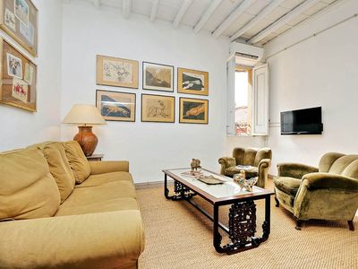 Photo for Apartment in the center of Rome with Internet, Washing machine, Air conditioning (925348)