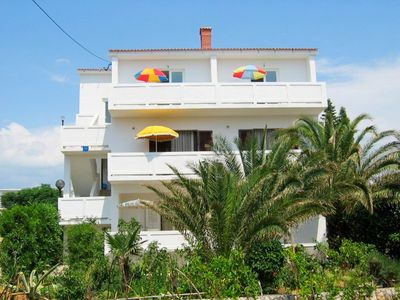 Photo for Apartments Anđelka, (8609), Barbat, island of Rab, Croatia