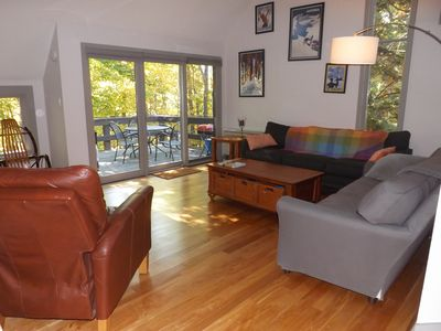 Photo for Cosy Condo in the Heart of Quechee Ski and Recreation Area