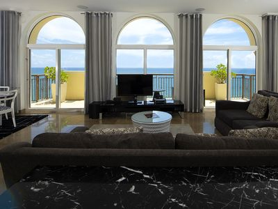 Photo for The Atlantic Hotel and Spa - 2 Bedroom Oceanfront Penthouse Suite