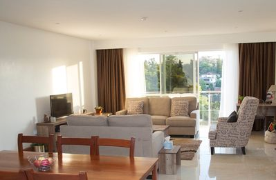 Photo for Luxurious Tranquil Two Bedroom Apartment