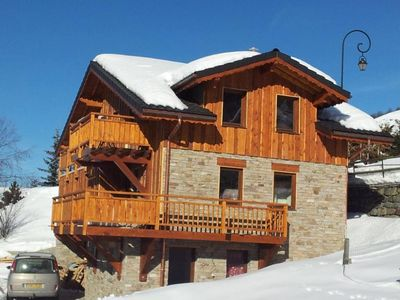 Photo for 7BR Chalet Vacation Rental in Les Belleville, Auvergne-Rhône-Alpes