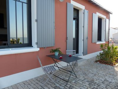 Photo for sea view studio style house