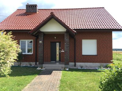 Photo for SUPER HOLIDAY HOUSE, WiFi, 6 bicycles, garage, SAT TV, Internet - renovated in 2018