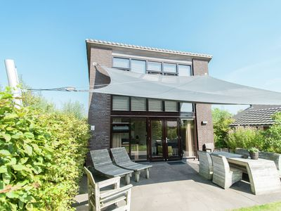 Photo for Hip holiday home located in the middle of a gorgeous nature reserve