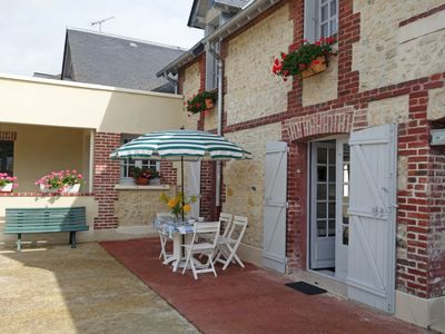 Photo for Vacation home Yolande in Deauville-Trouville - 4 persons, 3 bedrooms