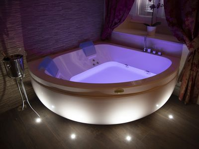 Photo for Rhoma Luxury suite with jacuzzi tub SPECIAL OFFER HELLOWEEN