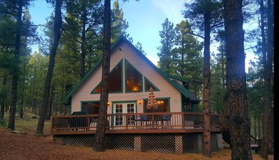 Photo for Grand Canyon, Flagstaff, Sedona Retreat on 2.5 Acres in Tall Pines