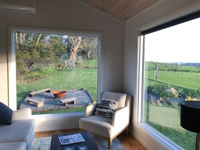 Photo for Boutique getaway - Just 5 minutes from the beach with sweeping country views