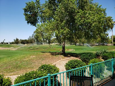 Photo for Superstition Lakes Golf Condo with Golf Course Views!