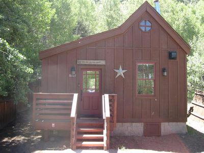 Photo for Luxury Historic Truckee River Cabin Hideaway