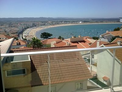 Photo for Villa by the sea with private pool exelente view of the bay and marginal
