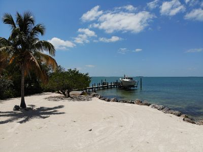 Photo for Great 4 Bedroom Home with Breathtaking Bay Views - 76004 Overseas Highway