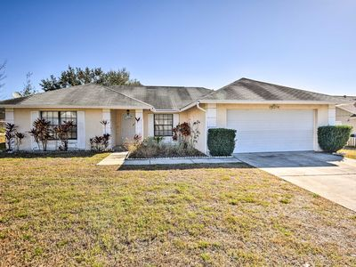 Photo for Great 4BR Family Home - 6 miles from Disney World!