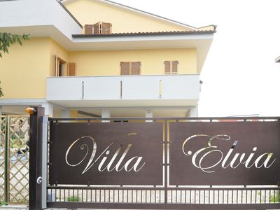 Photo for Villa Elvia: room for rent, double room, double room and double sofa bed