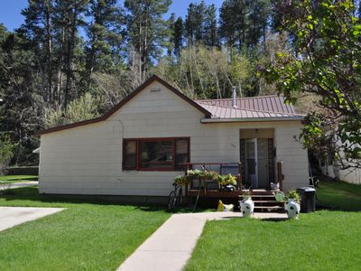 Photo for Downtown Deadwood Cottage - Newly Remodeled!