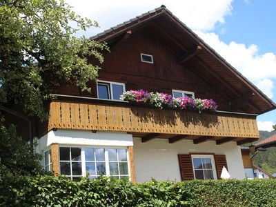 Photo for Stylishly renovated country house with garden, right in the ski, golf and hiking.