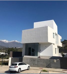 Photo for Contemporary detached 3 double bedroomed villa with private pool and garden