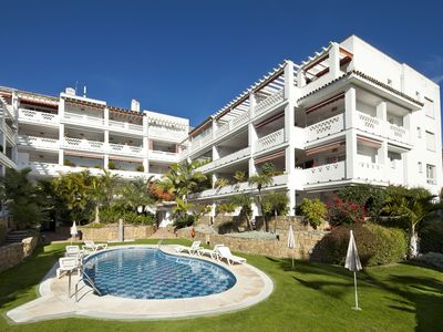 Photo for 3 Bedroom apartment for rent in ur Las Canas Beach on the Marbella Golden Mile.