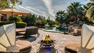 Photo for 4th Night Free! | 10 min to Coachella Festival Grounds! | Private Pool & Hot Tub