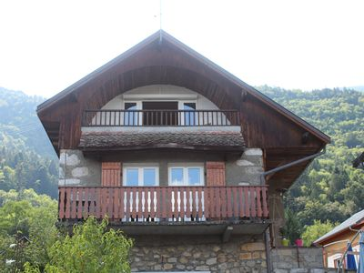 Photo for Apartment in house with Spa in a peaceful village.