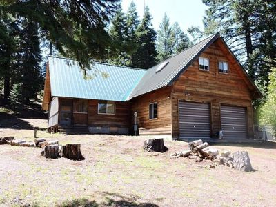 Photo for Whispering Pines Cabin Retreat ~ Pet Friendly