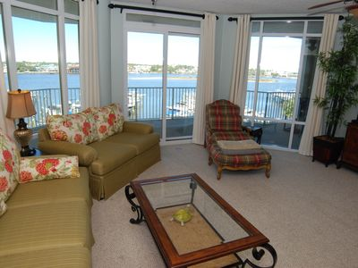 Photo for 3 Bedroom~3 Bathroom~Waterfront with Optional Boat Slip!