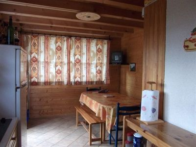 Photo for Traditional chalet located at the foot of the slopes at 15s des Saisies