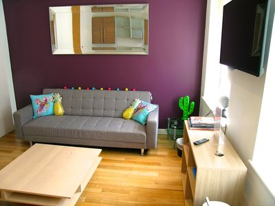 Photo for Majestic Mews Apartment. Super Central. Sleeps 2 to 8 Guests. Free wifi