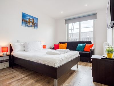 Photo for Modern Apartment by Central London