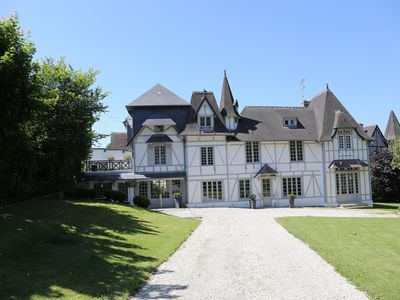 Photo for Trouville sur Mer, Beautiful Manor, fully restored at 5mn by foot from the beach