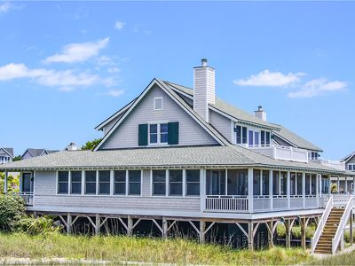 Photo for Perfect Vision-Family-friendly 4 BR/4 BA Oceanfront home on South Beach!