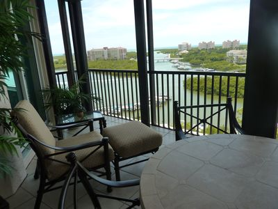 Photo for Gorgeous views of Wiggins Bay, beautifully furnished!