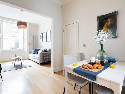 Photo for Chelsea in Style - Three Bedroom Apartment, Sleeps 7