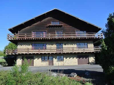 Photo for Splendid chalet, 15 people, swimming pool, 6 bedrooms, view