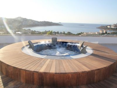 Photo for Located in Kudur, in of the best villa in Bodrum