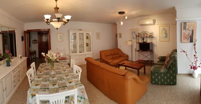 Photo for Flat in the center of Nerja with 4 bedrooms