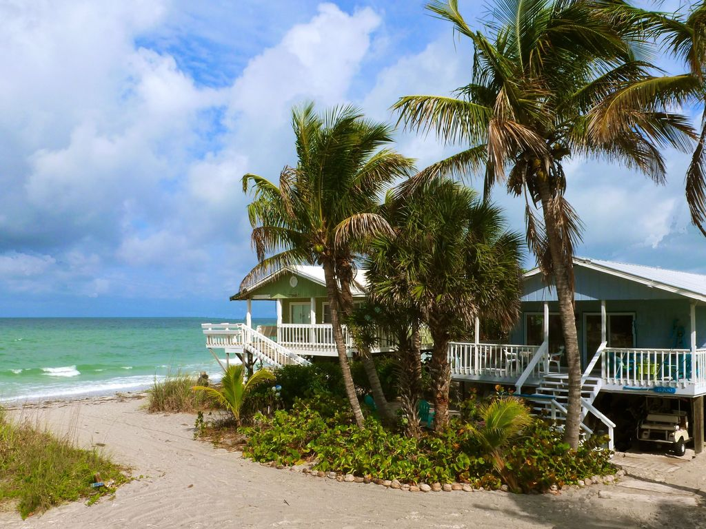 Little Gasparilla Island Cottage Rental