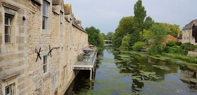 Photo for The Kingfisher Suite, on the riverside, in the heart of historic Stamford