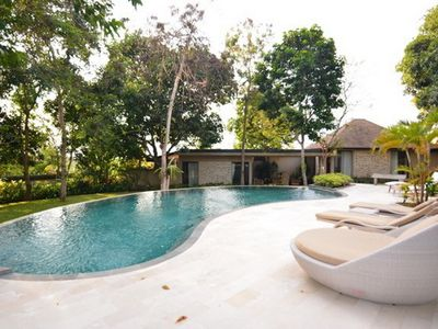 Photo for Kayu Merah 3 Bedroom Villa in Uluwatu;